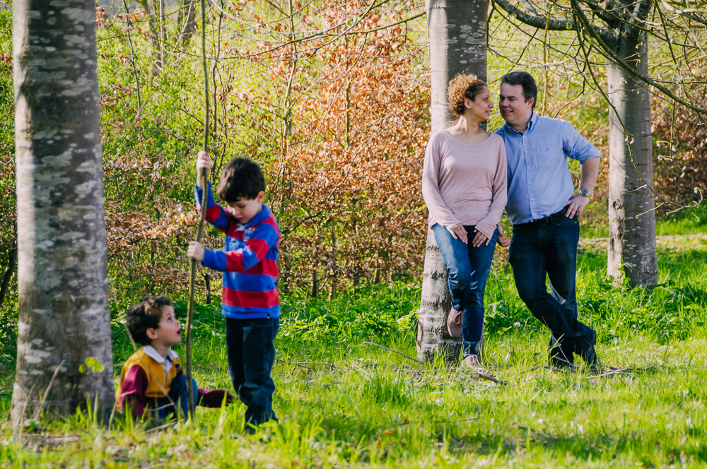 Family photography by Saïd Boudhane @ Cergy