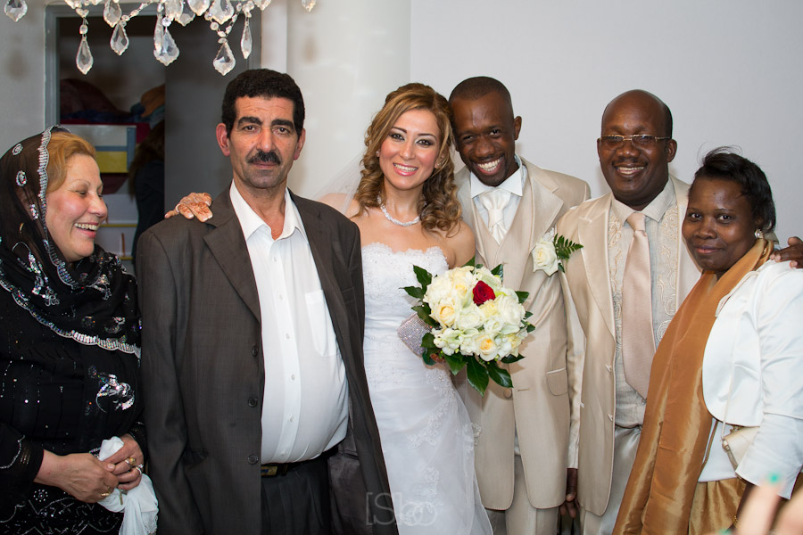 Mariage Hanem & Joel